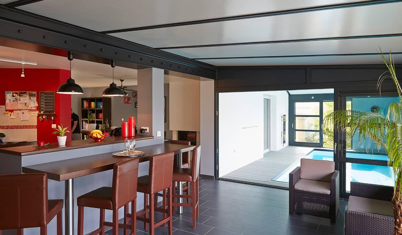 extension cuisine veranda